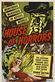 House of Horrors (1946) Poster - Movie Forum, Cast, Reviews