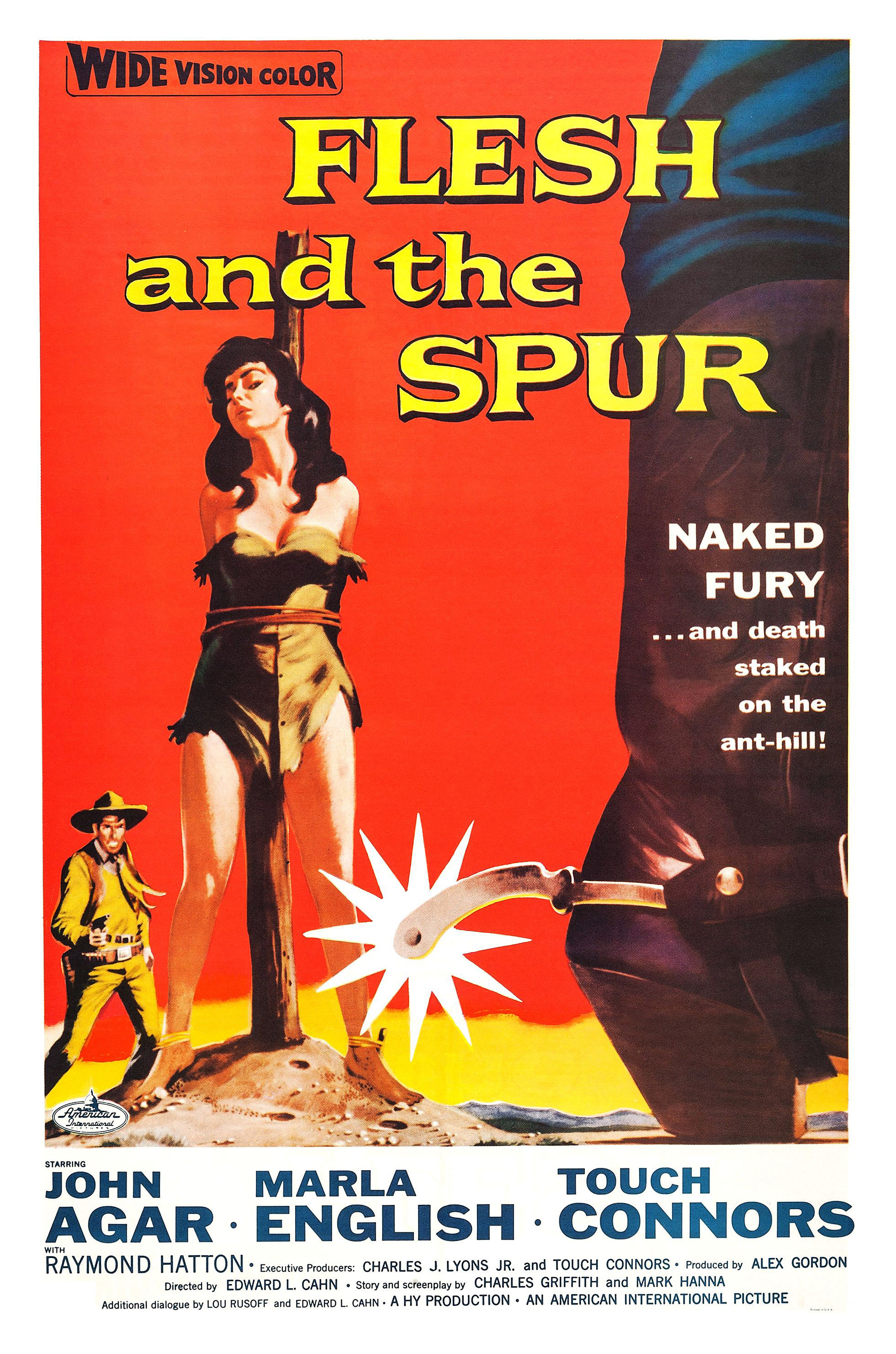 image Flesh and the Spur Watch Full Movie Free Online