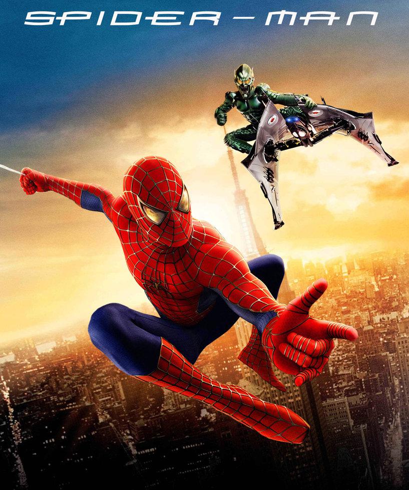 Kết quả hình ảnh cho spiderman 2002