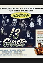 13 Ghosts: The Magic of Illusion-O Poster