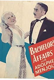 Bachelor's Affairs Poster
