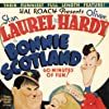 Oliver Hardy, June Lang, and Stan Laurel in Bonnie Scotland (1935)