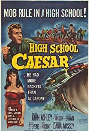 High School Caesar Poster