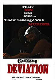 Deviation (1971) Poster - Movie Forum, Cast, Reviews