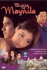 Bulaklak ng Maynila Poster