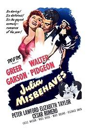 Julia Misbehaves(1948) Poster - Movie Forum, Cast, Reviews