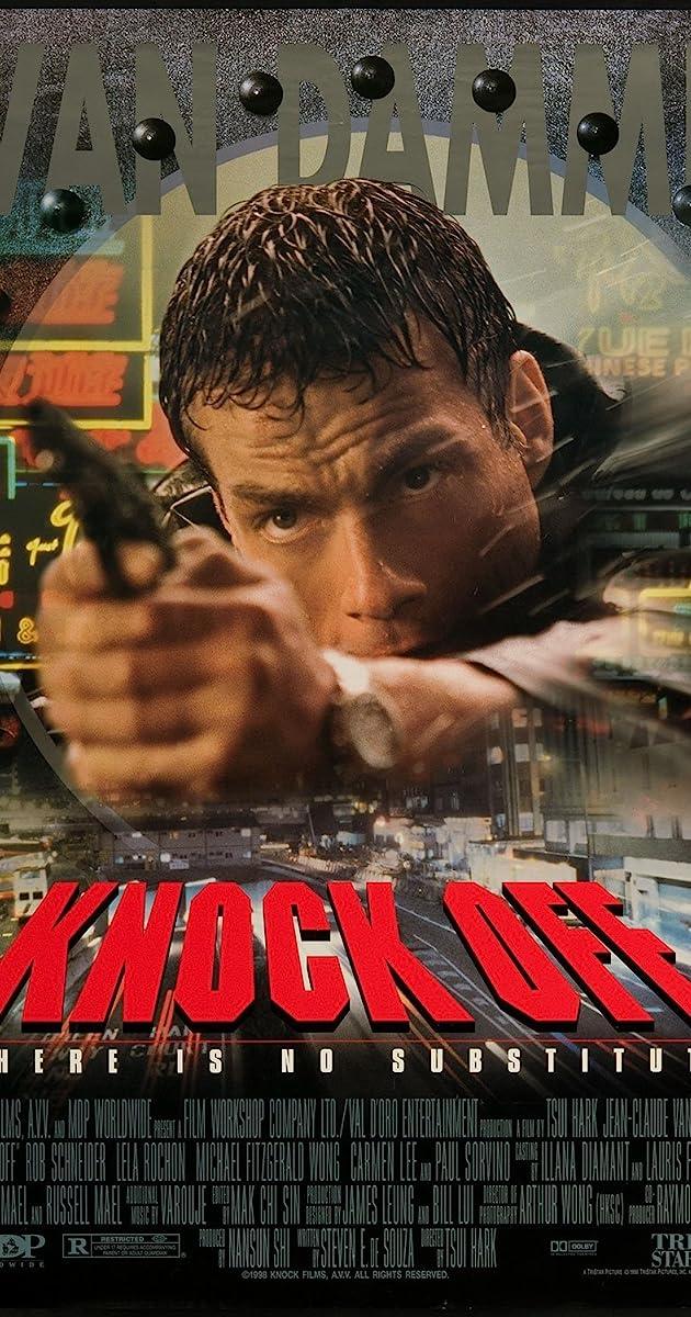 Klastotė / Knock Off (1998) Online