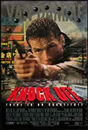 Knock Off (1998) DVDRip 480p 375MB Dual Audio Hindi English) mkv
