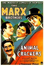 Animal Crackers (1930) Poster - Movie Forum, Cast, Reviews