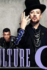 Culture Club Live at Wembley Poster
