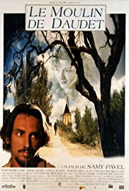Le moulin de Daudet Poster