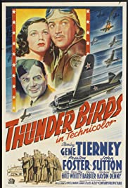 Thunder Birds: Soldiers of the Air (1942) Poster - Movie Forum, Cast, Reviews