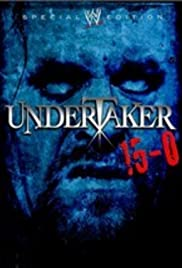 WWE - Undertaker 15-0 Poster