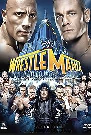 WrestleMania 29(2013) Poster - TV Show Forum, Cast, Reviews