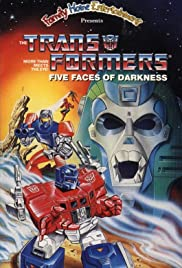 Transformers: Five Faces of Darkness Poster