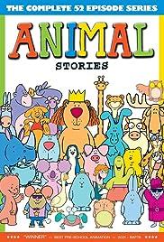 Animal Stories Poster