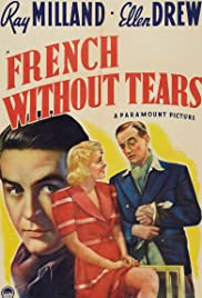 French Without Tears Poster