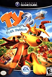 Ty the Tasmanian Tiger 2 Poster