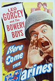 Here Come the Marines (1952) Poster - Movie Forum, Cast, Reviews