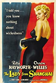 The Lady from Shanghai(1947) Poster - Movie Forum, Cast, Reviews