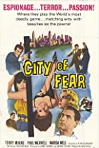 Image of City of Fear