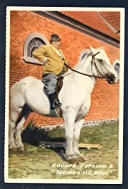 A Sailor on Horseback Poster