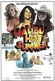 Malibu Hot Summer(1981) Poster - Movie Forum, Cast, Reviews