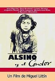 Alsino and the Condor Poster