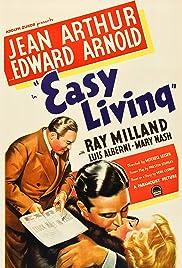 Easy Living(1937) Poster - Movie Forum, Cast, Reviews