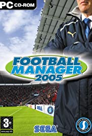 Football Manager 2005 (2004) Poster - Movie Forum, Cast, Reviews
