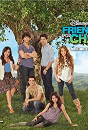 Disney Friends for Change Games Poster