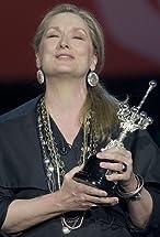 Primary image for Premio Donostia a Meryl Streep
