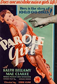Parole Girl (1933) Poster - Movie Forum, Cast, Reviews