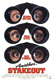 Another Stakeout (1993) Poster - Movie Forum, Cast, Reviews