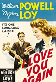 I Love You Again Poster