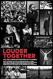 Louder Together Poster