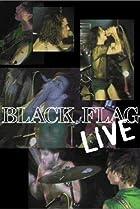 Image of Black Flag Live