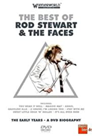 Rod Stewart & Faces & Keith Richards Poster