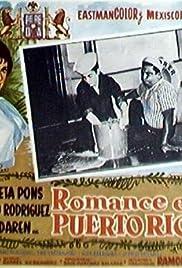 Romance en Puerto Rico Poster