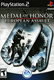Medal of Honor: European Assault Poster