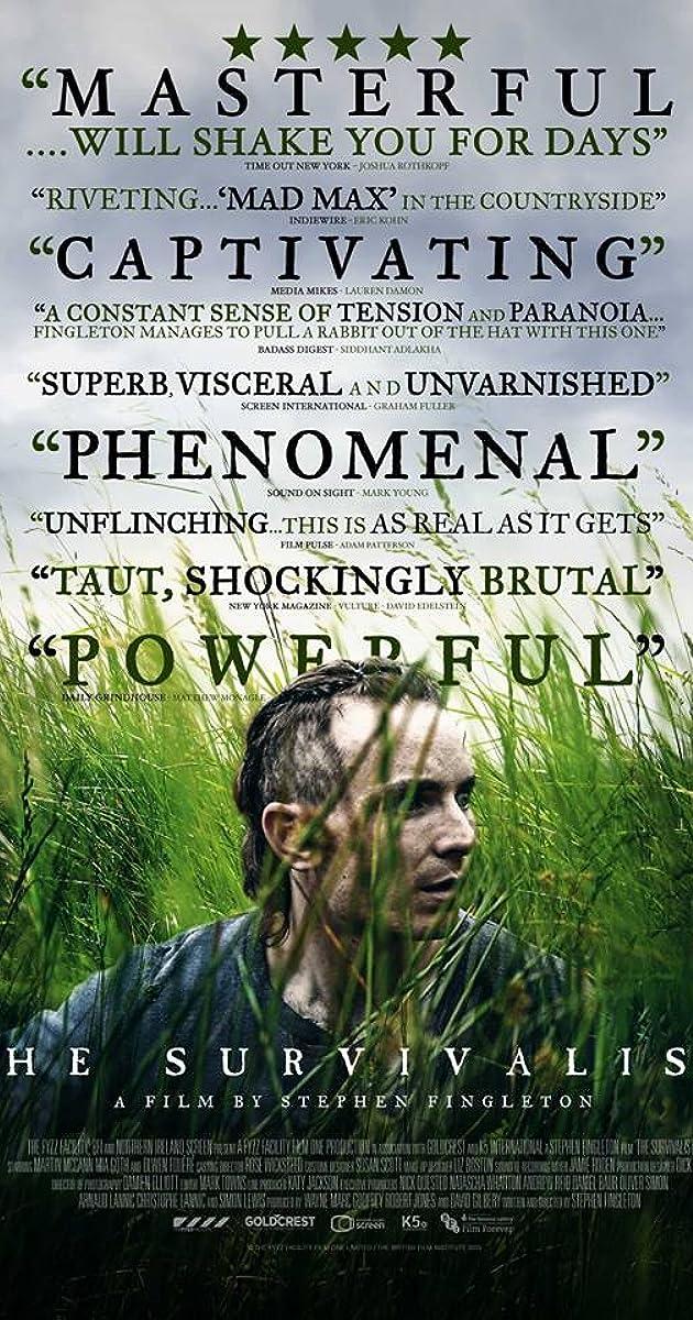The Survivalist parsisiusti atsisiusti filma nemokamai