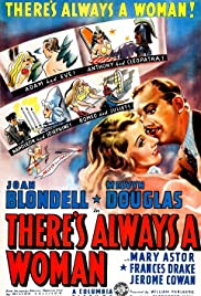 There's Always a Woman (1938) Poster - Movie Forum, Cast, Reviews