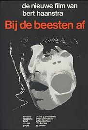 Bij de beesten af Poster