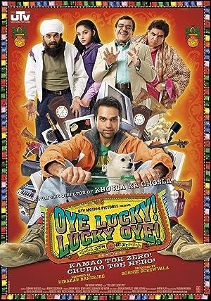 Oye Lucky! Lucky Oye! poster