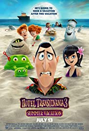 Hotel Transylvania 3: Summer Vacation (English)