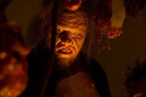 Scott Johnson in Wrong Turn 4: Bloody Beginnings (2011)