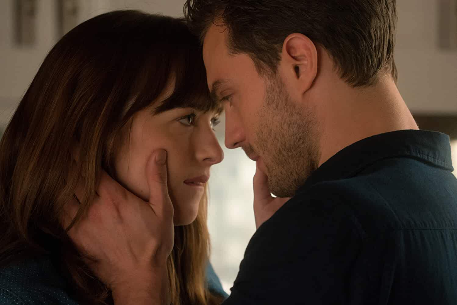 Short Synopsis : When A Wounded Christian Grey Tries To Entice A Cautious  Ana Steele Back Into His Life, But She Demands A New Arrangement Before She  Will