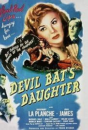 Devil Bat's Daughter(1946) Poster - Movie Forum, Cast, Reviews