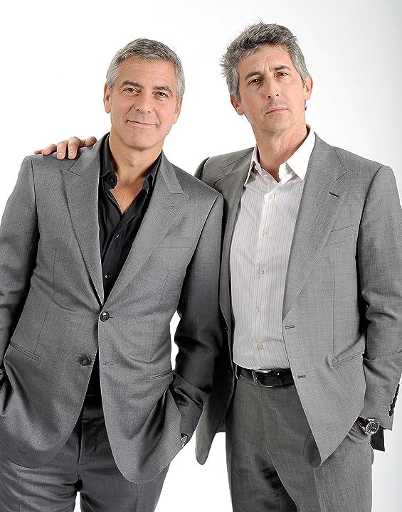 George Clooney and Alexander Payne