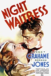Night Waitress Poster